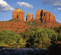 Sedona area is one of the places to retire in Arizona