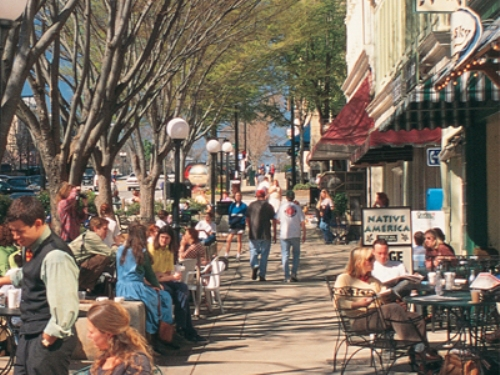 best college towns for retirement - Athens GA
