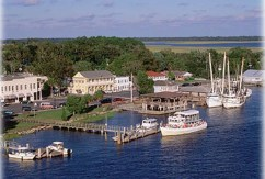 best places to retire on the water - St. Marys GA