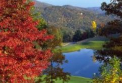 Golf course communities in Georgia