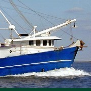 Brunswick fishing trawler