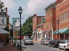 Affordable places to retire -  Easton Maryland