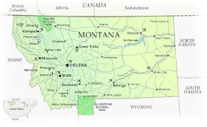 places to retire in Montana