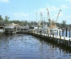 Southport is a place to retire for retirees who enjoy boating