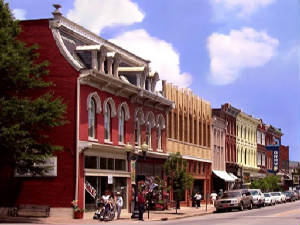 Affordable small town of Franklin TN