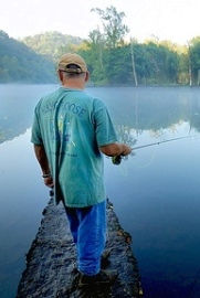 Norris oak ridge affordable retirement in east tennessee for Norris lake fishing report