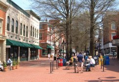 Best place to retire in Virginia - Charlottesville