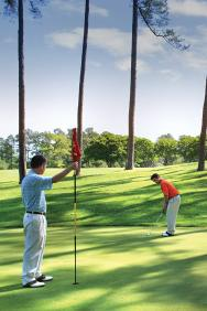 Golf communities for retirement living